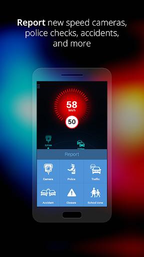 Speed Camera & Radar screenshot 2