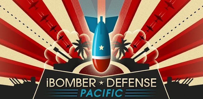 iBomber Defense Pacific apk