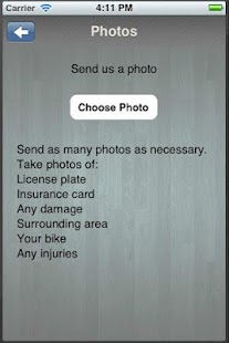 Bicycle Accident Assistant - screenshot thumbnail