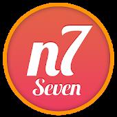 Seven Orange - n7player skin