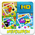 Meyolupon - memory game 4 Kids icon