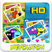 Meyolupon - memory game 4 Kids