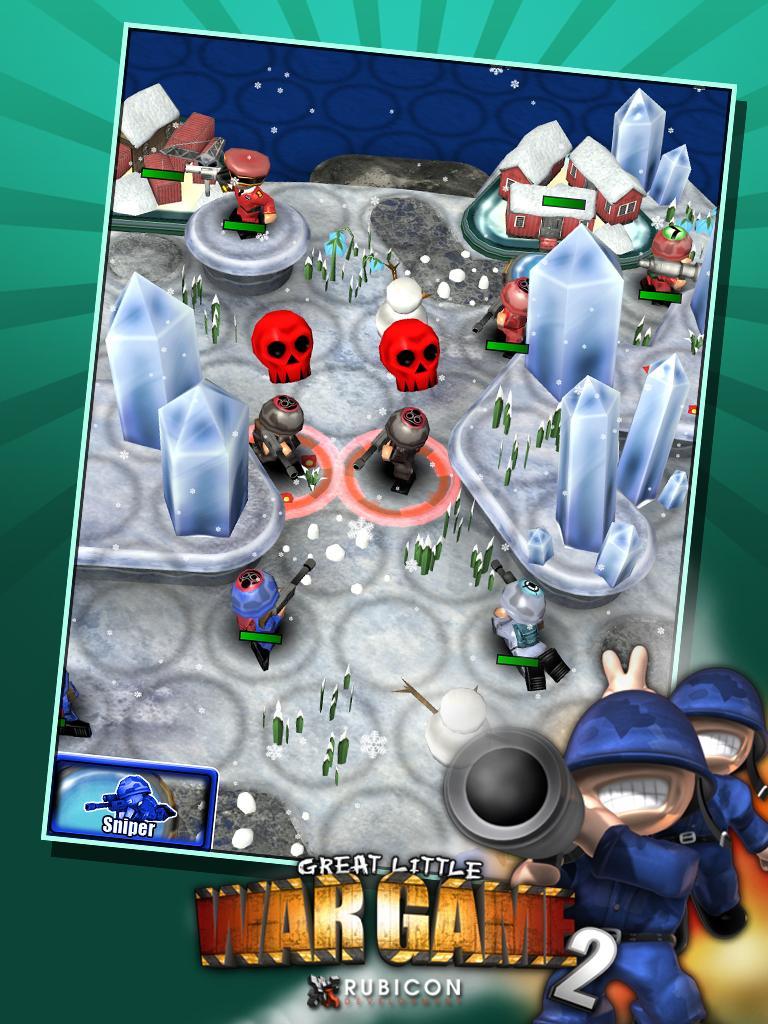 Great Little War Game 2 screenshot #3