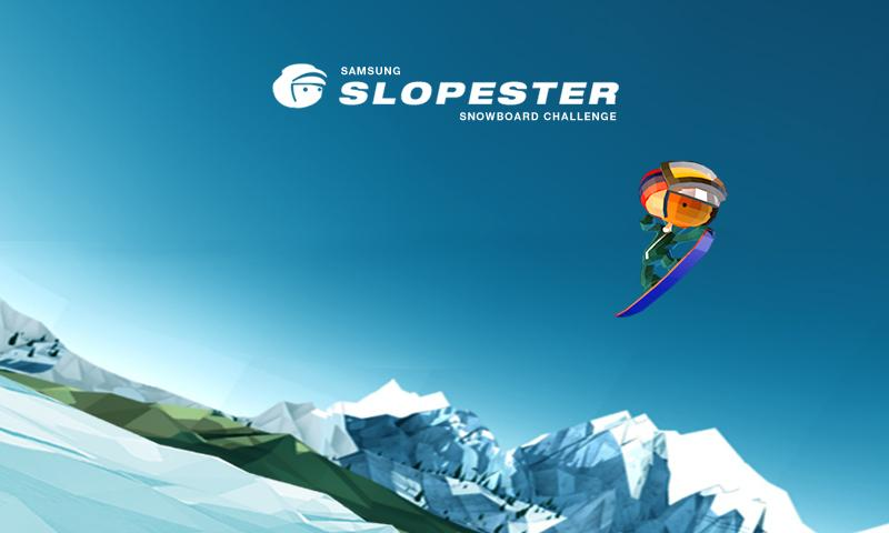 Samsung Slopester Challenge - screenshot