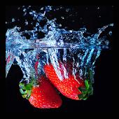 Strawberry juice LWP