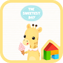 the sweetest day dodol theme icon