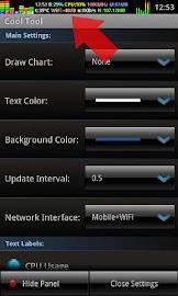 Cool Tool - system stats Screenshot 8