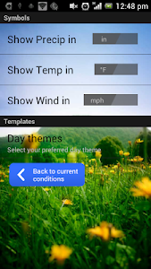 Swipe Weather screenshot 5