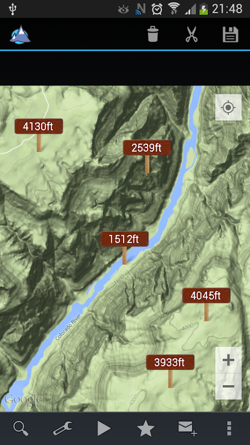 Elevation Android Apps On Google Play - Sea level elevation map by address