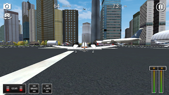 Flight Sim BeachCraft City- screenshot thumbnail