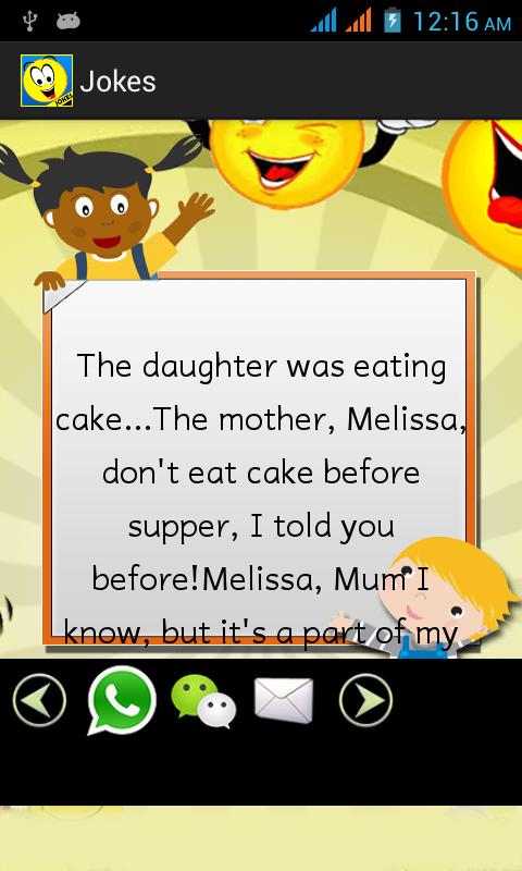 Jokes - screenshot