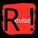 Revise! logo