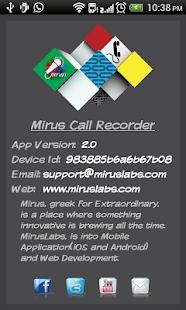 Call Recorder - screenshot thumbnail