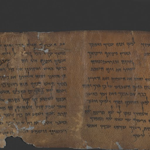 what books of the bible were found in the dead sea scrolls?