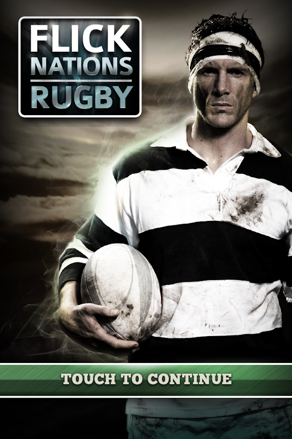 Flick Nations Rugby- screenshot