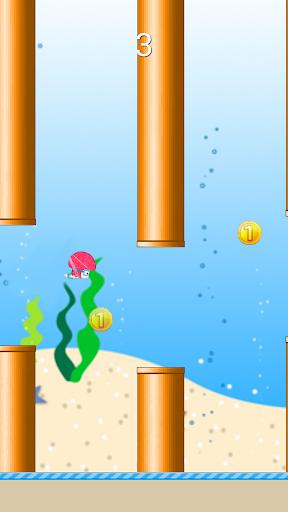 玩免費休閒APP 下載Swimming Jellyfish app不用錢 硬是要APP