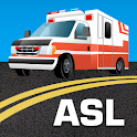 ASL Emergency Signs logo