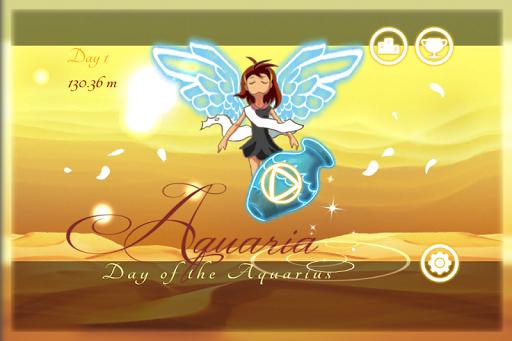 Aquaria - Day of the Aquarius