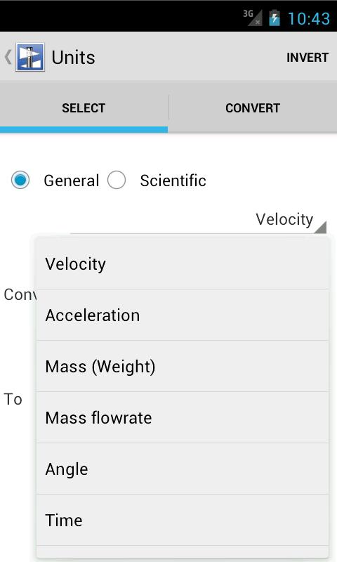 Vertigo- screenshot