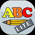 ABC Touch Lite, let's write! logo