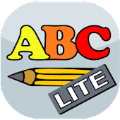 ABC Touch Lite, let's write!