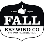 Logo of Fall 2am Bike Ride Vanilla Coffee Stout On Nitro
