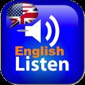 Listen English icon