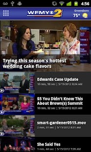 WFMY - screenshot thumbnail