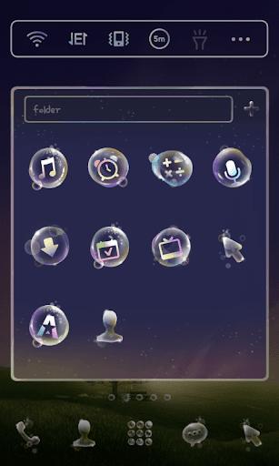 玩個人化App|シャボン玉ドドルランチャーテーマ免費|APP試玩