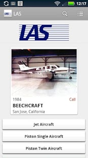 Jim Lafferty Aircraft Sales - screenshot thumbnail