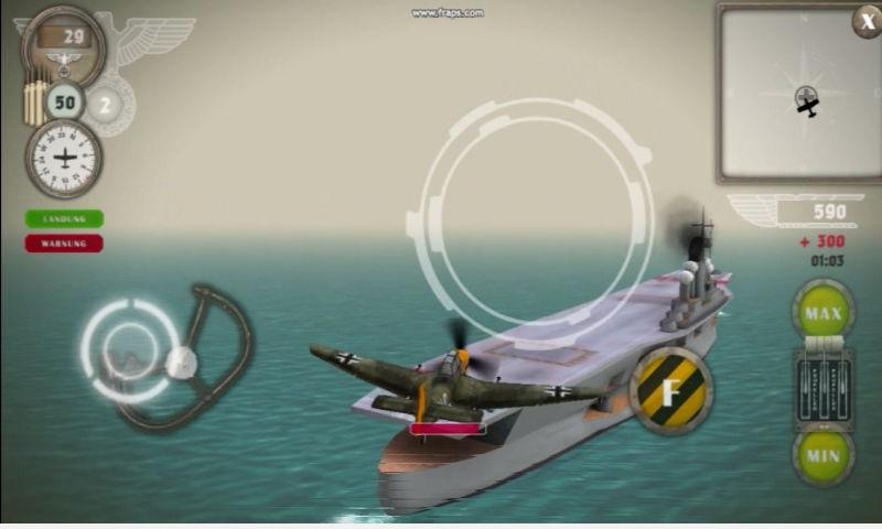 BATTLE KILLER STUKA 3D - screenshot