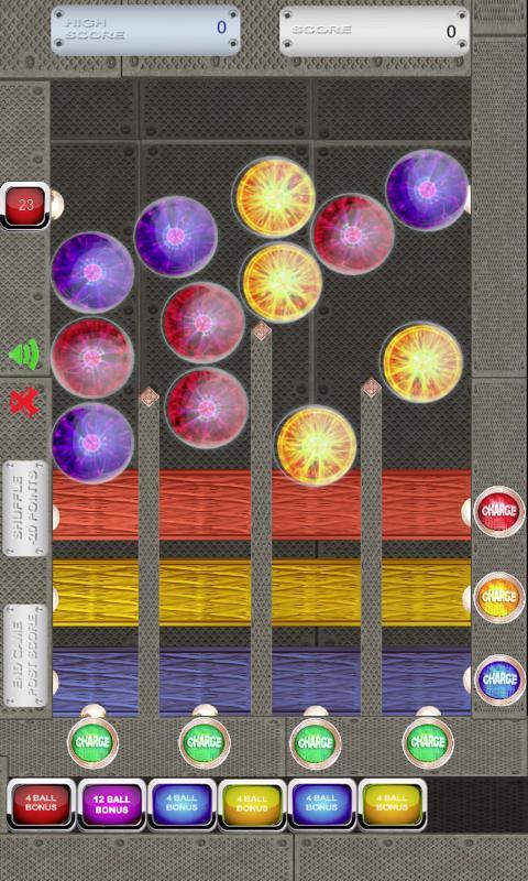 Fusion Ball- screenshot