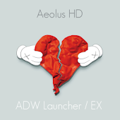 Aeolus HD ADW Theme