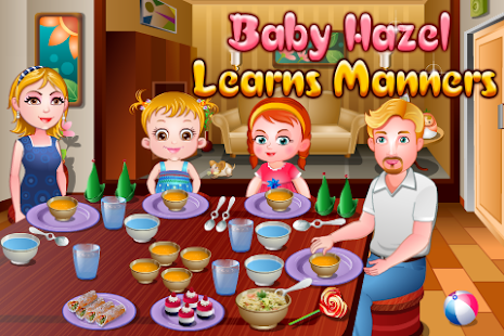 Baby Hazel Learns Manners- screenshot thumbnail