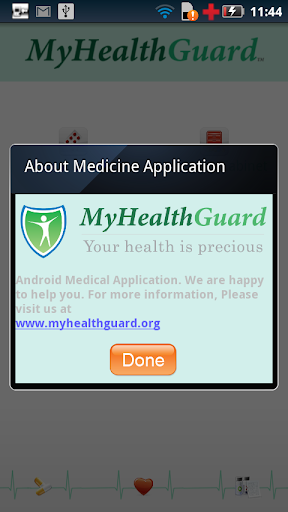 【免費健康App】My Health Guard-APP點子