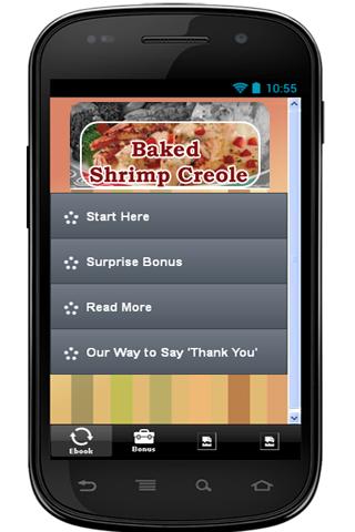 Baked Shrimp Creole Recipe