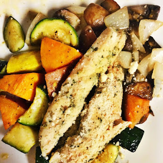 Pesto Chicken With Vegetables Recipes.