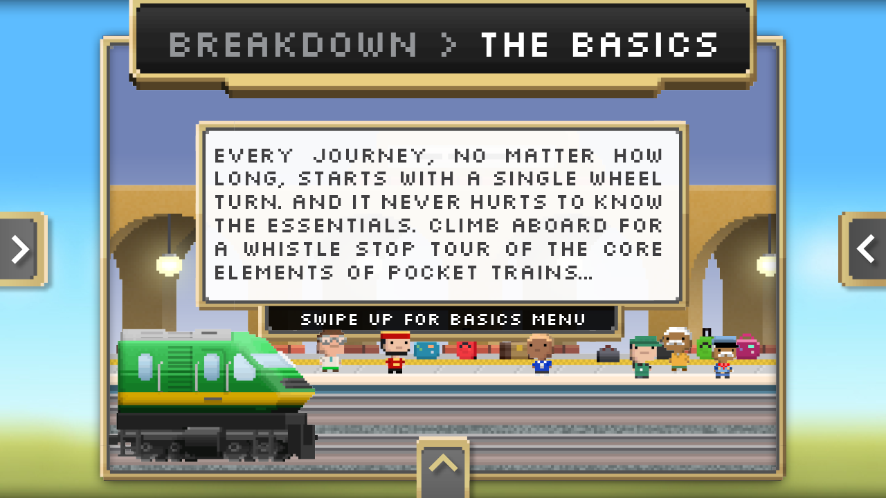 Pocket Trains Official Guide - screenshot