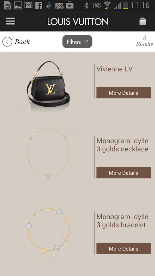 Louis Vuitton Pass - screenshot