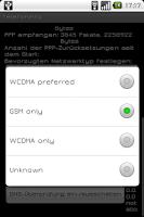 Screenshot of Network