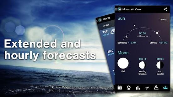 1Weather:Widget Forecast Radar Screenshot 28