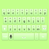 Lime Green Keyboard Skin