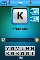 Screenshot of One Clue