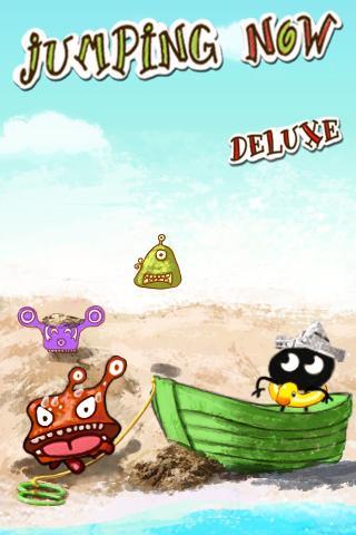(Free)Doodle Jump Now!!! - screenshot