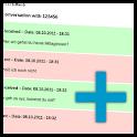 SMS Backup Pro icon