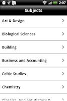 Screenshot of Student World