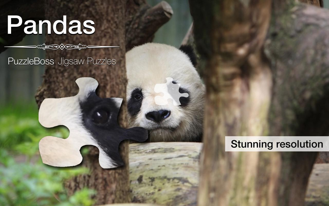 jigsaw puzzles pandas android apps on google play