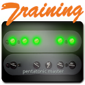 Pentatonic Guitar Training icon