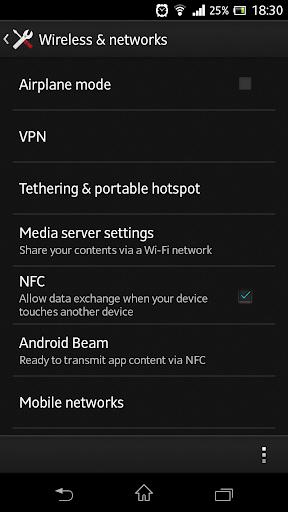 【免費工具App】NFC Status Widget-APP點子