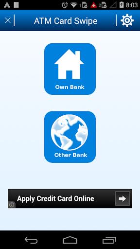 Debit Card Swipe Full Version